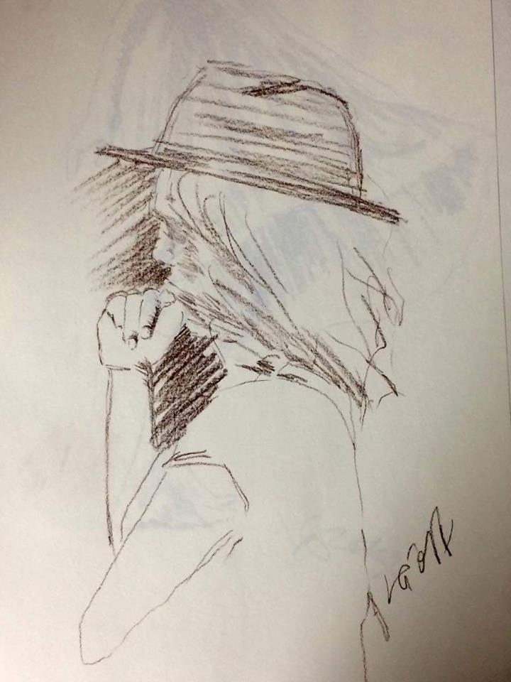 Lapo Gragano artist - disegni